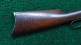 WINCHESTER MODEL 1892 RIFLE IN 32-20 - 18 of 20