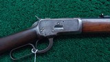 WINCHESTER MODEL 1892 RIFLE IN 32-20 - 1 of 20