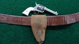 FACTORY ENGRAVED COLT BLACK POWDER SINGLE ACTION - 19 of 19