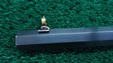 VERY FINE SPECIAL ORDER WINCHESTER 1873 RIFLE - 12 of 20