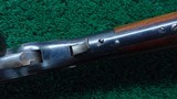VERY FINE SPECIAL ORDER WINCHESTER 1873 RIFLE - 9 of 20