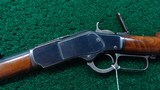 VERY FINE SPECIAL ORDER WINCHESTER 1873 RIFLE - 2 of 20