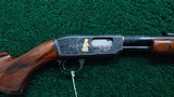WINCHESTER MODEL 61 SLIDE ACTION RIFLE
