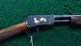 WINCHESTER MODEL 06 SLIDE ACTION RIFLE