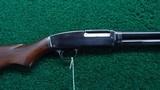 WINCHESTER MODEL 42 .410 SLIDE ACTION SHOTGUN