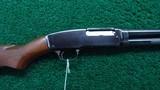WINCHESTER MODEL 42 .410 SLIDE ACTION SHOTGUN - 1 of 17