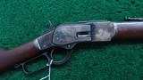 WINCHESTER 1873 SADDLE RING CARBINE IN CALIBER 44-40