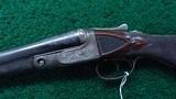VERY RARE A GRADE PARKER HAMMERLESS SHOTGUN - 2 of 25