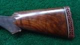 VERY RARE A GRADE PARKER HAMMERLESS SHOTGUN - 21 of 25