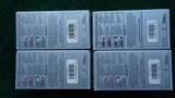 4 BOXES OF 22 HORNET WINCHESTER SUPER X AMMO - 3 of 8