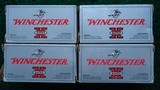 4 BOXES OF 22 HORNET WINCHESTER SUPER X AMMO - 2 of 8