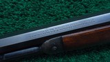VERY FINE WINCHESTER MODEL 92 TAKE DOWN RIFLE IN CALIBER 44-40 - 11 of 19