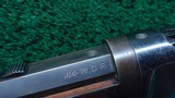 VERY FINE WINCHESTER MODEL 92 TAKE DOWN RIFLE IN CALIBER 44-40 - 5 of 19