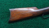 VERY FINE WINCHESTER MODEL 92 TAKE DOWN RIFLE IN CALIBER 44-40 - 17 of 19