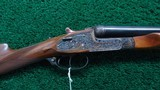 SPANISH MADE BORCHER CELTA SxS 16 GAUGE SHOTGUN