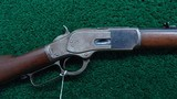 WINCHESTER MODEL 1873 RIFLE IN 44 WCF