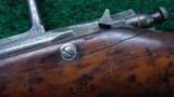 WINCHESTER HOTCHKISS 2ND MODEL NAVY MUSKET IN CALIBER 45-70 - 13 of 24