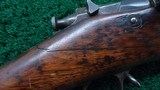 WINCHESTER HOTCHKISS 2ND MODEL NAVY MUSKET IN CALIBER 45-70 - 11 of 24