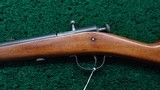 VERY FINE MODEL 58 WINCHESTER 22 CALIBER SINGLE SHOT RIFLE - 2 of 18
