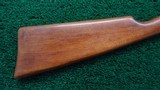 VERY FINE MODEL 58 WINCHESTER 22 CALIBER SINGLE SHOT RIFLE - 16 of 18