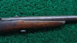 VERY SCARCE WINCHESTER THUMB TRIGGER 22 CALIBER RIFLE - 5 of 18