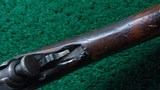 VERY SCARCE WINCHESTER THUMB TRIGGER 22 CALIBER RIFLE - 8 of 18