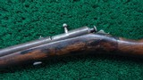 VERY SCARCE WINCHESTER THUMB TRIGGER 22 CALIBER RIFLE - 2 of 18