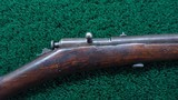 VERY SCARCE WINCHESTER THUMB TRIGGER 22 CALIBER RIFLE - 1 of 18