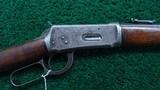 WINCHESTER MODEL 1894 SRC IN CALIBER 38-55