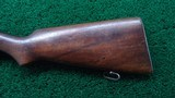 WINCHESTER MODEL 60A TARGET RIFLE - 16 of 20