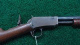 WINCHESTER 3RD MODEL 90 RIFLE IN CALIBER 22 SHORT