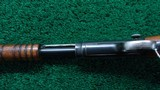WINCHESTER 3RD MODEL 1890 RIFLE IN CALIBER 22 WRF - 9 of 21
