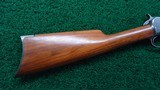 WINCHESTER 3RD MODEL 1890 RIFLE IN CALIBER 22 WRF - 19 of 21