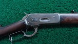 ANTIQUE WINCHESTER MODEL 1886 IN 45-90 WCF - 1 of 20