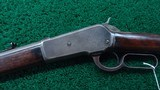 ANTIQUE WINCHESTER MODEL 1886 IN 45-90 WCF - 2 of 20