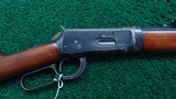 WINCHESTER MODEL 1894 TD RIFLE IN CALIBER 38-55
