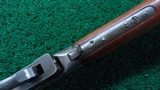 1894 WINCHESTER TAKE DOWN RIFLE IN CALIBER 32 SPECIAL - 9 of 24