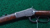 WINCHESTER MODEL 1892 RIFLE IN CALIBER 38-40 - 2 of 20