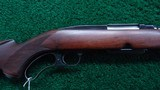 WINCHESTER MODEL 88 LEVER ACTION RIFLE IN 308 - 1 of 21