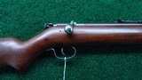 WINCHESTER MODEL 67A 22 CALIBER SINGLE SHOT RIFLE NIB