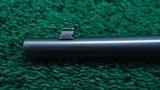 WINCHESTER MODEL 67A 22 CALIBER SINGLE SHOT RIFLE NIB - 11 of 17
