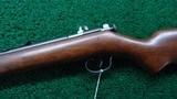 WINCHESTER MODEL 67A 22 CALIBER SINGLE SHOT RIFLE NIB - 2 of 17
