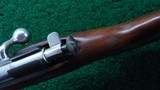 WINCHESTER MODEL 67A 22 CALIBER SINGLE SHOT RIFLE NIB - 8 of 17