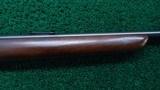 WINCHESTER MODEL 67A 22 CALIBER SINGLE SHOT RIFLE NIB - 5 of 17