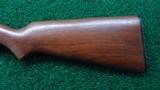 WINCHESTER MODEL 67A 22 CALIBER SINGLE SHOT RIFLE NIB - 13 of 17