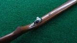 WINCHESTER MODEL 67A 22 CALIBER SINGLE SHOT RIFLE NIB - 3 of 17