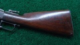 WINCHESTER MODEL 1873 WITH SCARCE SPECIAL ORDER 32 INCH OCTAGON BARREL AND FULL LENGTH MAG TUBE - 18 of 22
