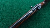 WINCHESTER MODEL 75 PRE-WAR TARGET RIFLE - 4 of 21