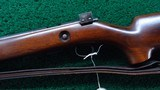 WINCHESTER MODEL 75 PRE-WAR TARGET RIFLE - 2 of 21