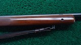 WINCHESTER MODEL 75 PRE-WAR TARGET RIFLE - 5 of 21